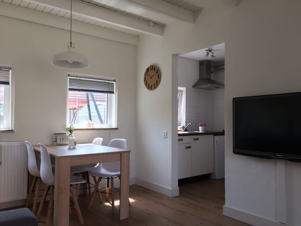 eetkamer + keuken