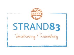 Logo Vakantiehuis Strand83
